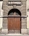 Rue Chaponnay (Lyon) - porte école Mazenod (1).jpg