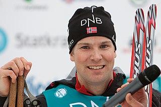 Rune Brattsveen Norwegian biathlete