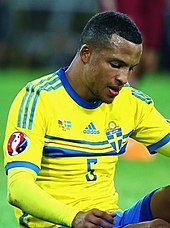 Olsson Playing For Sweden In