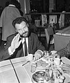 Russische journalist Kovlov (in Congo uitgewezen) even op Schiphol, Bestanddeelnr 917-5461.jpg