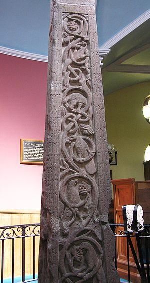 Dream of the Rood - The Ruthwell Cross
