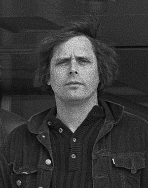 Ruud van Hemert - Ruud van Hemert in 1973