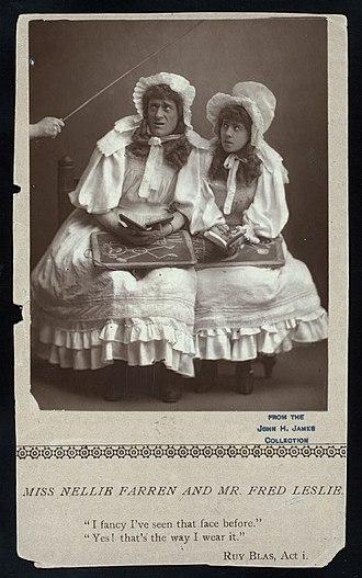 Frederick Hobson Leslie - Image: Ruy Blasdrag