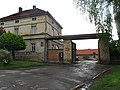Ruzyne Prague, Prison, Vaclav Havel was held captive here - panoramio.jpg