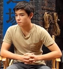 Ryan Potter talks to LA Teen Festival about Supah Ninjas.jpg