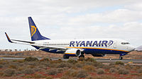 EI-EBD - B738 - Ryanair