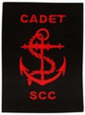 Community Cadet Forces - Image: SCC LC