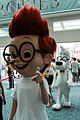 SDCC 2014 - Mr. Peabody & Sherman (14628766587).jpg