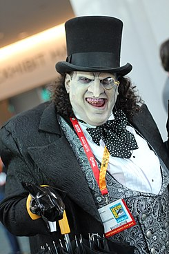 SDCc 2012 - The Penguin (7567636090).jpg