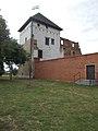 SE tower, Castle, 2017 Kisvárda.jpg