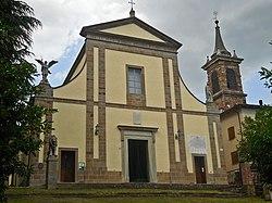 SS Michael & Nazarius (Gaggio Montano) - facade 2.jpg