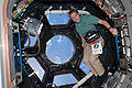 STS-130 Kathryn Hire in the Cupola.jpg