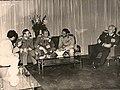 Saad el-Shazly مع وزير دفاع المانية الديموقراطية 10-71.jpg