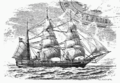 Sailing Ship At Sea Image.png