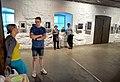 Saimaan Kameraseuran näyttely Kaakkois-Suomen Valokuvakeskuksen Galleria Pihatossa, heinäkuu 2017.jpg