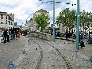 Saint-Denis Station - Image: Saint Denis Station gare de Saint Denis T1 03