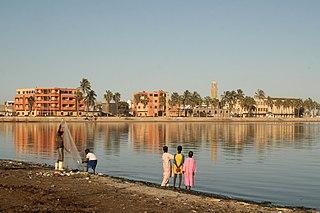 Saint-Louis, Senegal Town in Saint-Louis Region, Senegal
