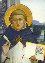 Saint Thomas d Aquin (v. 1224/1225-1274)