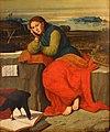 Saint John at Patmos by Caroto (Prague).jpg