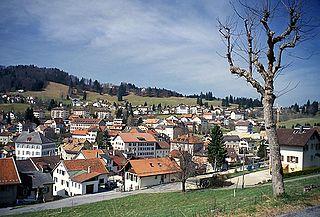Sainte-Croix, Switzerland Place in Vaud, Switzerland