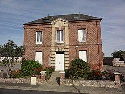 Sainte-Marguerite-sur-Fauville (Seine-Mar.) mairie.jpg