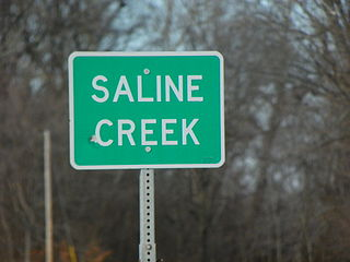 Saline Creek (Mississippi River) river in the United States of America