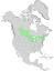 Salix petiolaris range map 0.png
