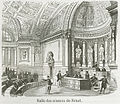 Salle des séances du Sénat, 1855.jpg