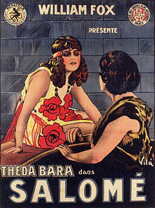 Description de l'image Salome, 1918 - Poster3.jpg.