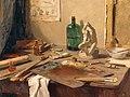 Salomon Garf - Still life with painting tools.jpg