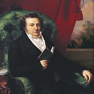 Sal. Oppenheim - Salomon Oppenheim junior, founder