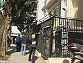 Saloniki Jewish school entrance.jpg