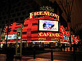 Sam Boyd's Fremont Casino on empty night.jpg