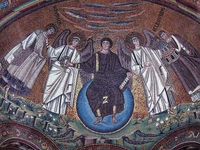 Mosaïque de San Vitale