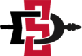 San Diego State athletics logo 2013.png