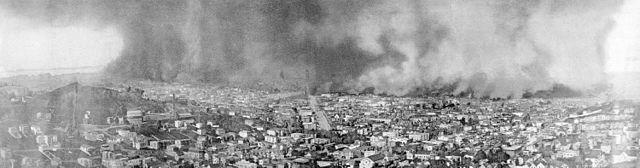 השריפה הגדולה של סן פרנסיסקו - הפודקאסט עושים היסטוריה