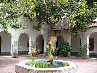 San Francisco Art Institute - Image: San Francisco Art Institute atrium