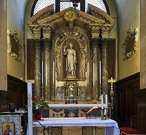 San Giacomo di Rialto - Image: San Giacomo di Rialto altarpiece
