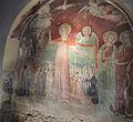 San cristoforo a novoli, interno, madonna della misericordia, 1400 ca. 03.JPG