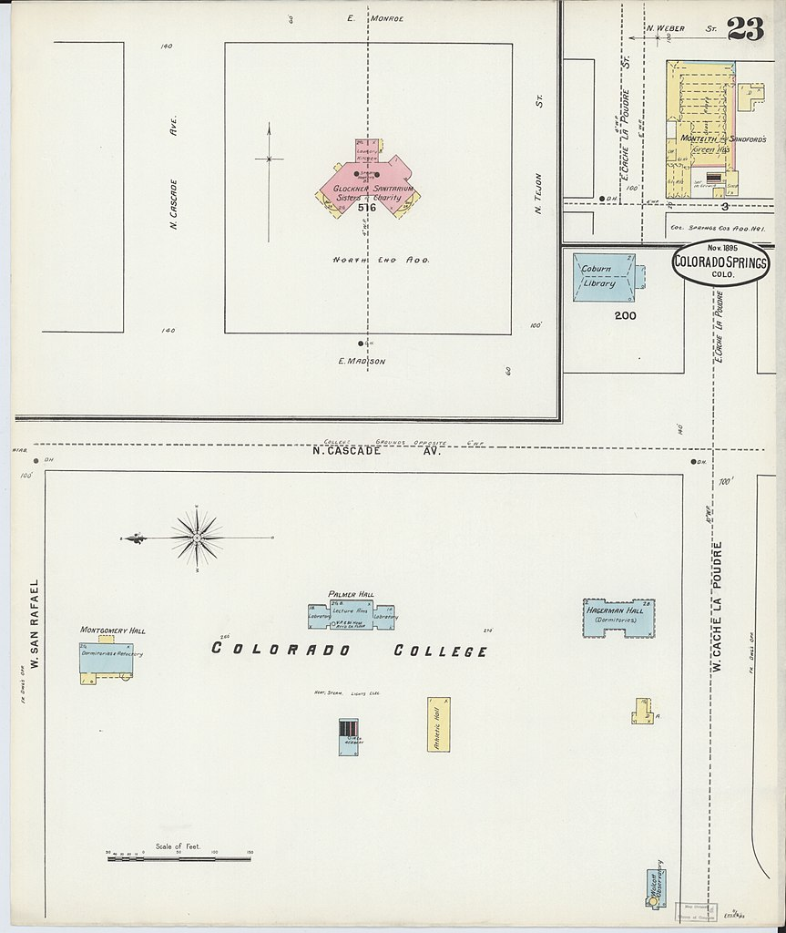 File:Sanborn Fire Insurance Map from Colorado Springs, El Paso ...