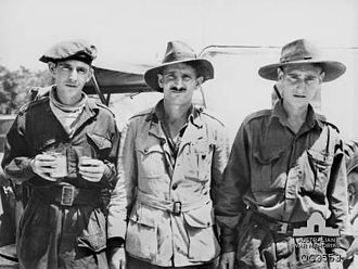Sandakan Death Marches - Nelson Short, William H. Sticpewich and Keith Botterill; three of the six Australians believed to be the sole remaining survivors of 2,700 POW of the death marches.