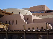 Sandia Casino, detail