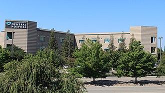 San Joaquin General Hospital - Image: Sanjoaquingeneralhos pital
