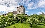 Sankt Veit an der Glan Burggasse 9 Herzogsburg NO-Ansicht 18052018 3241.jpg