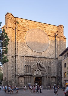 cultural property in Barcelona, Spain