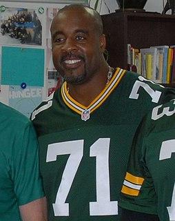 Santana Dotson All-American college football player, professional football player, defensive lineman