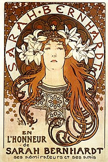 Art Nouveau posters and graphic arts