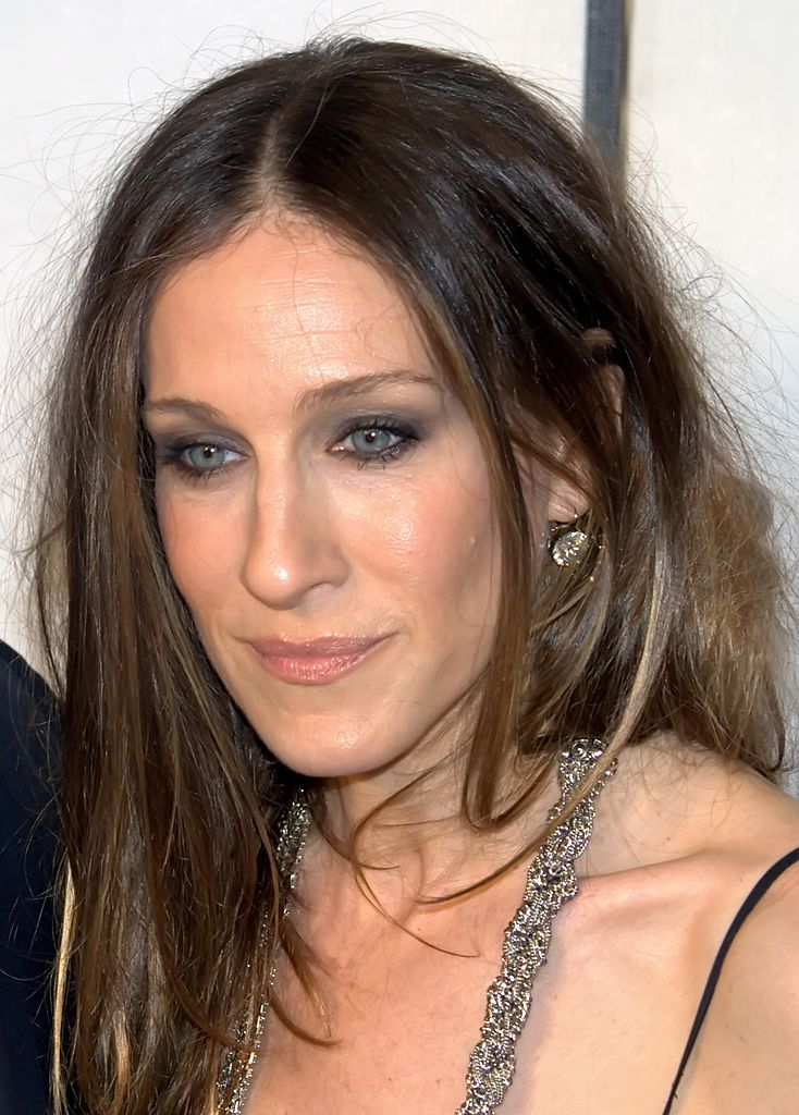 Sarah Jessica Parker Hair Natural