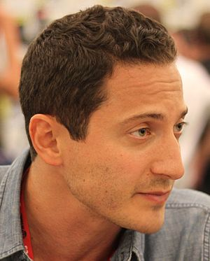 Sasha Roiz - Roiz at the 2011 San Diego Comic-Con