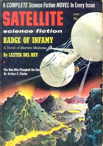 Satellite science fiction 195706